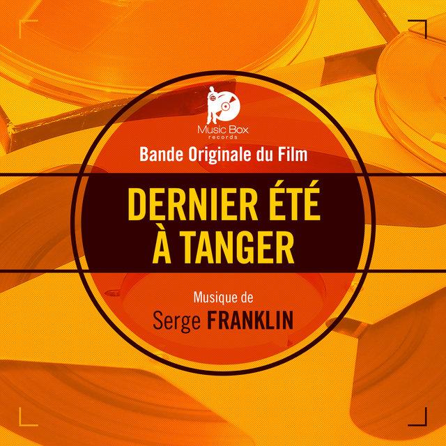 Couverture de Dernier été à Tanger (Bande originale du film)