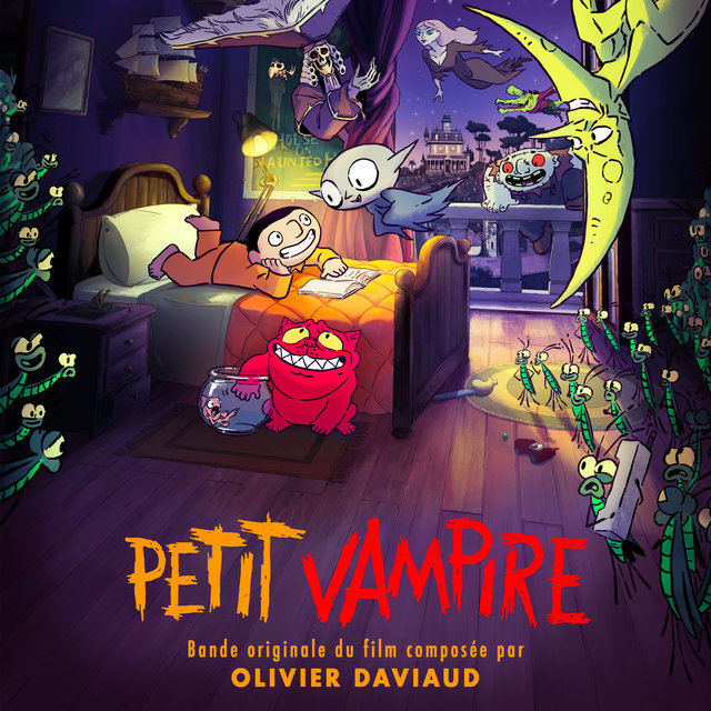 Petit Vampire (Bande originale du film)