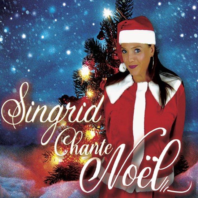 Couverture de Singrid chante Noël