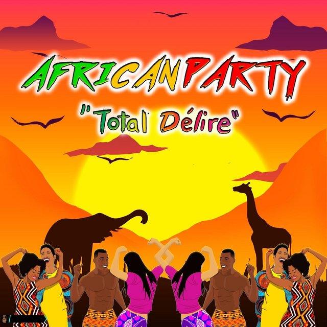 Couverture de African Party (Total délire)