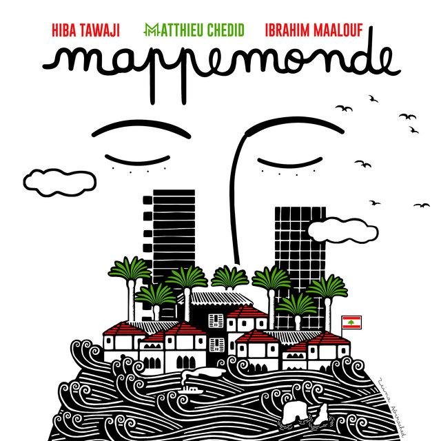 Couverture de Mappemonde