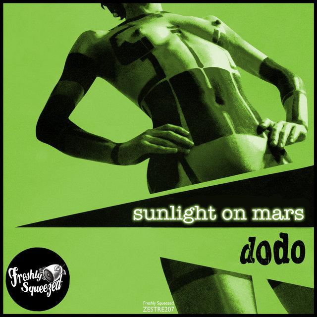 Sunlight on Mars