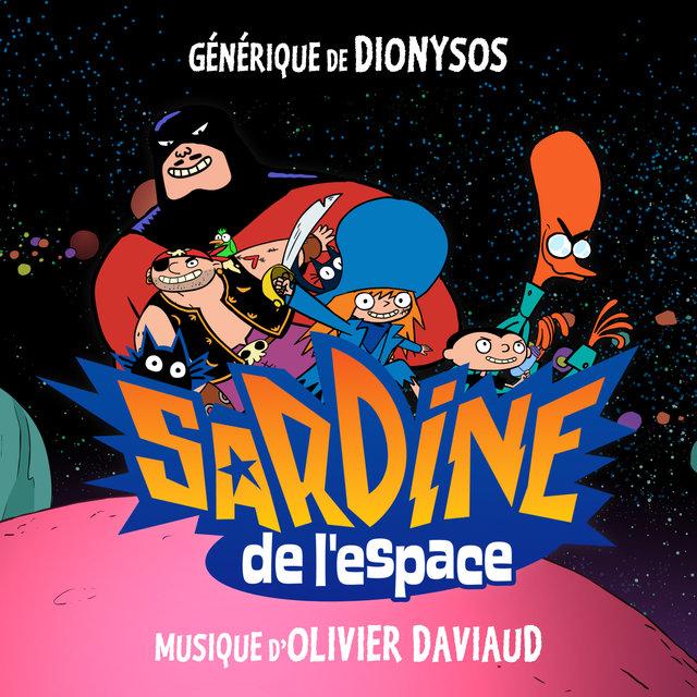 Sardine de l'espace (Bande originale de la série)
