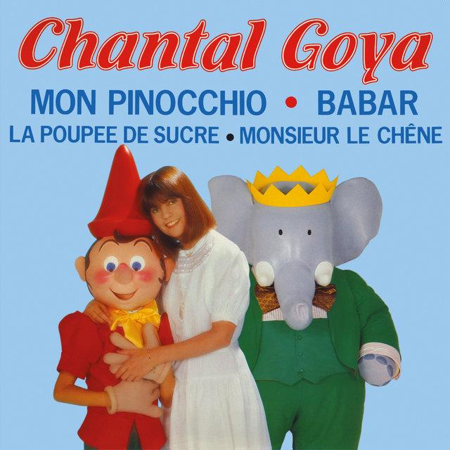 Couverture de Mon Pinocchio / Babar Babar