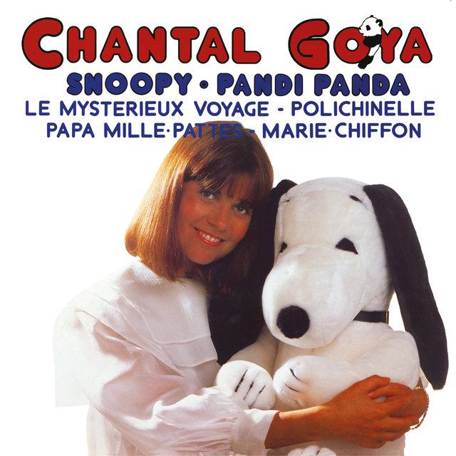 Couverture de Snoopy / Pandi Panda