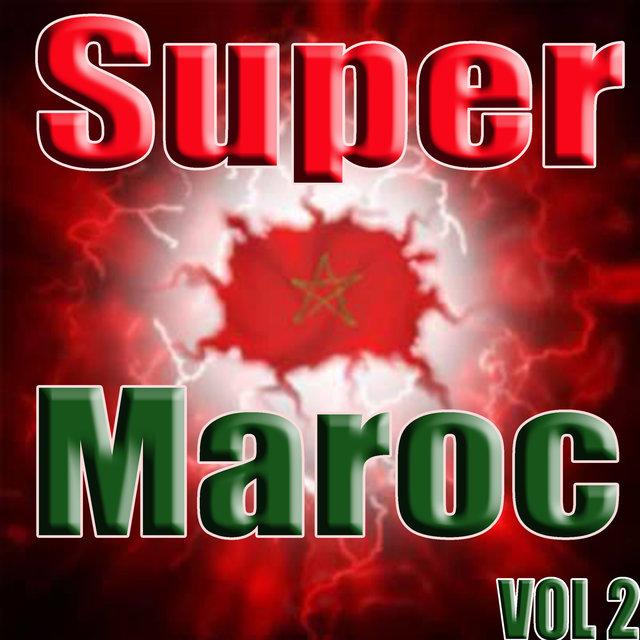 Couverture de Super Maroc, Vol. 2
