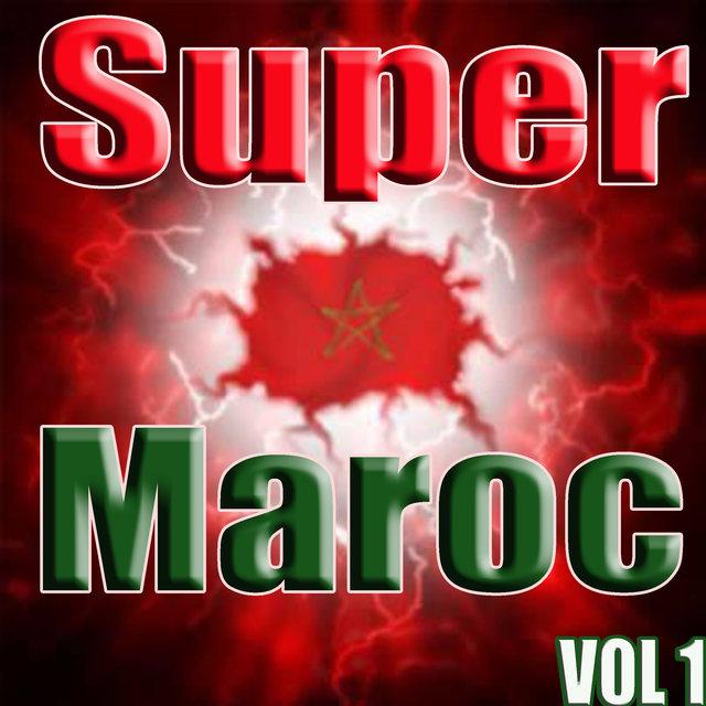 Couverture de Super Maroc, Vol. 1