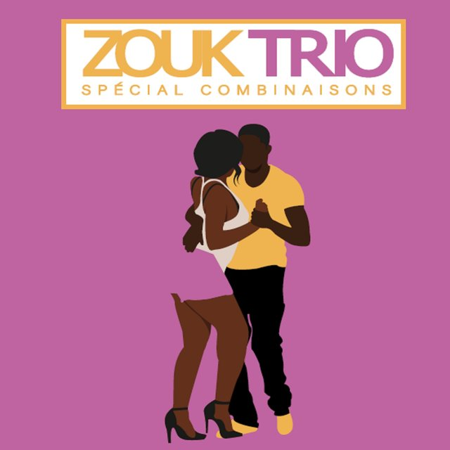 Couverture de Zouk trio - Spécial combinaisons