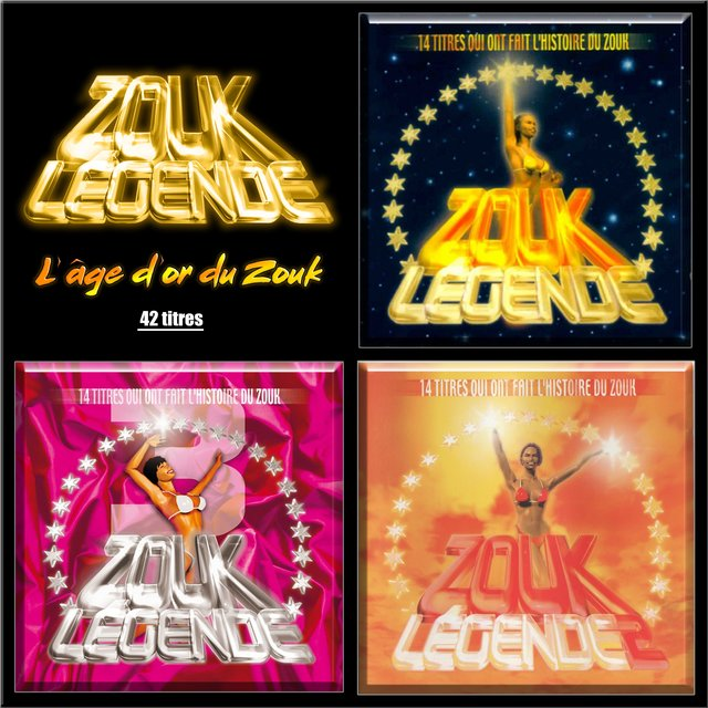 "Zouk légende ""L'âge d'or du zouk"""