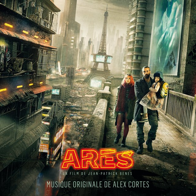 Arès (Bande originale du film)