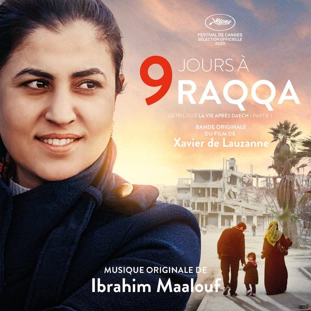 Couverture de 9 jours à Raqqa (Bande originale du film)