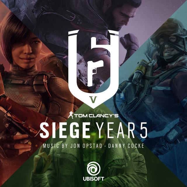 Rainbow Six Siege: Year 5 (Original Music from the Rainbow Six Siege Series)