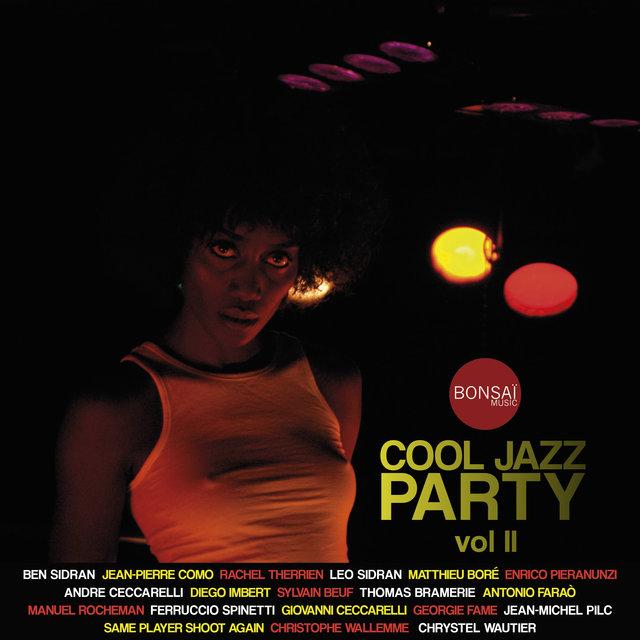 Couverture de Cool Jazz Party, Vol. 2