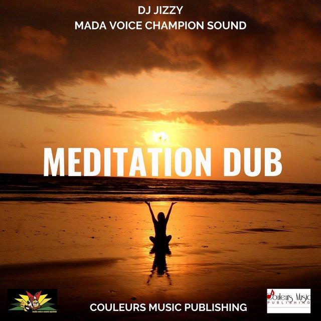 Couverture de Meditation Dub