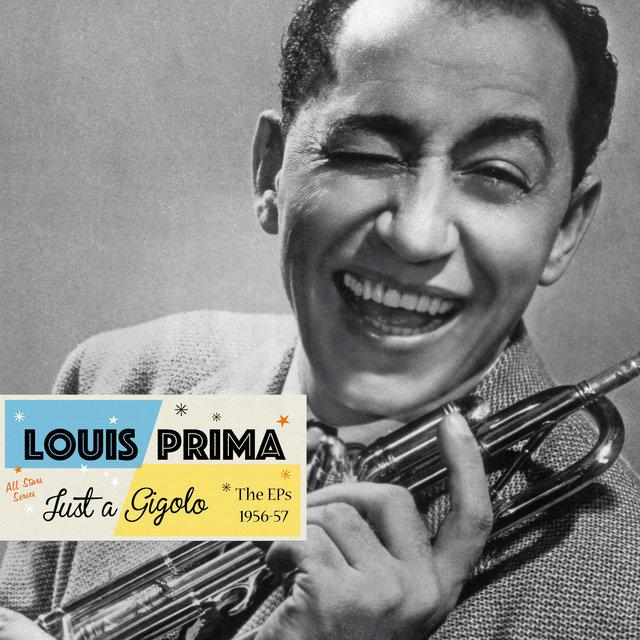 Couverture de Saga All Stars: Just a Gigolo (The EPs 1956-1957)