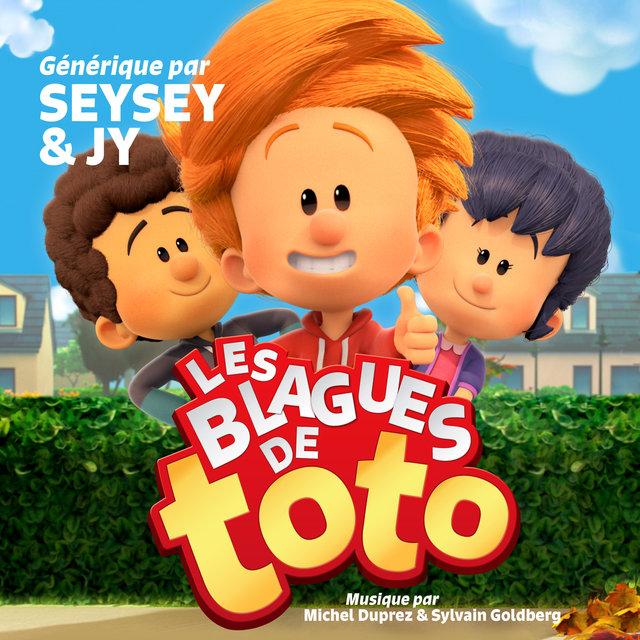 Les Blagues de Toto (Bande originale de la série)
