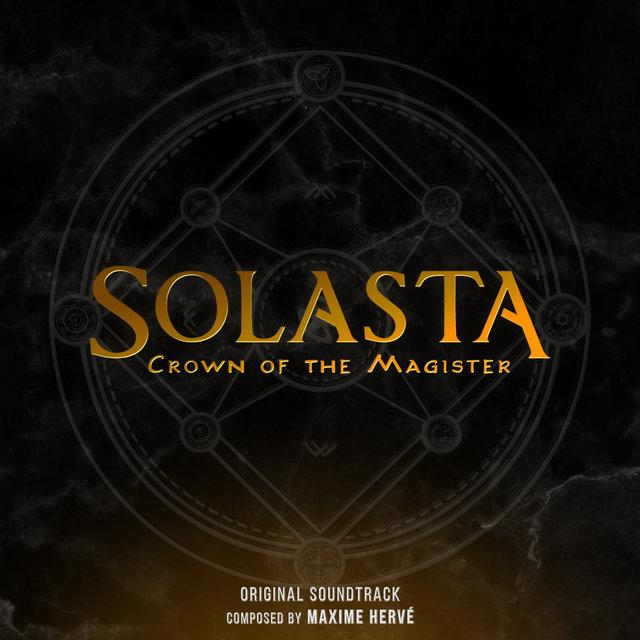 Solasta: Crown of the Magister (Original Game Soundtrack)