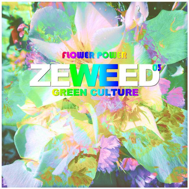 Couverture de Zeweed 03 (Flower Power Green Culture)