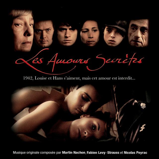 Les amours secrètes (Bande originale du film)
