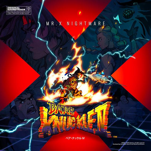 Bare Knuckle IV: Mr. X Nightmare (Original Game Soundtrack)