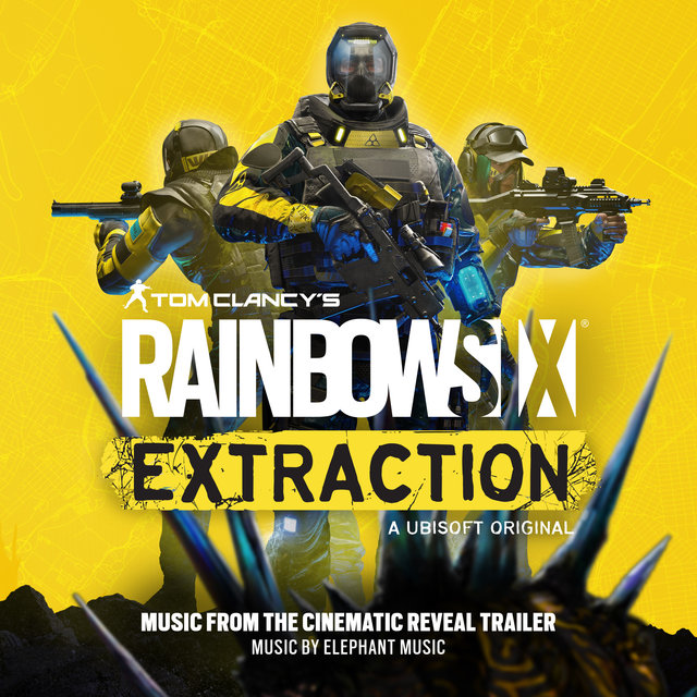 Couverture de Rainbow Six Extraction (Music from the Cinematic Reveal Trailer)