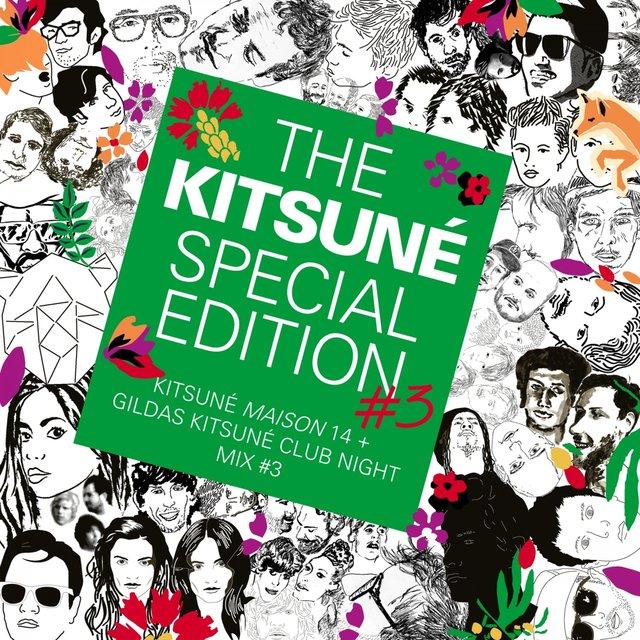 The Kitsuné Special Edition #3 (Kitsuné Maison 14: The Absinthe Edition + Gildas Kitsuné Club Night Mix #3)