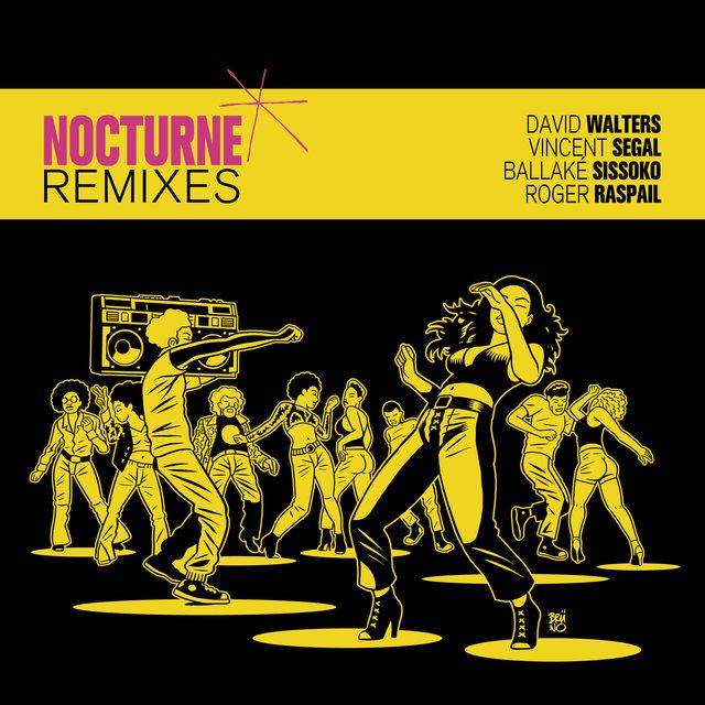 Couverture de Nocturne Remixes #1