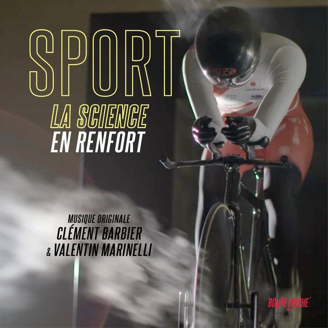 Couverture de Sport, la science en renfort (Bande originale du film)