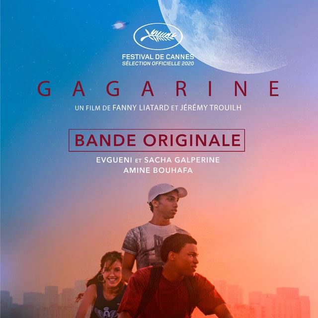 Couverture de Gagarine (Bande originale du film)