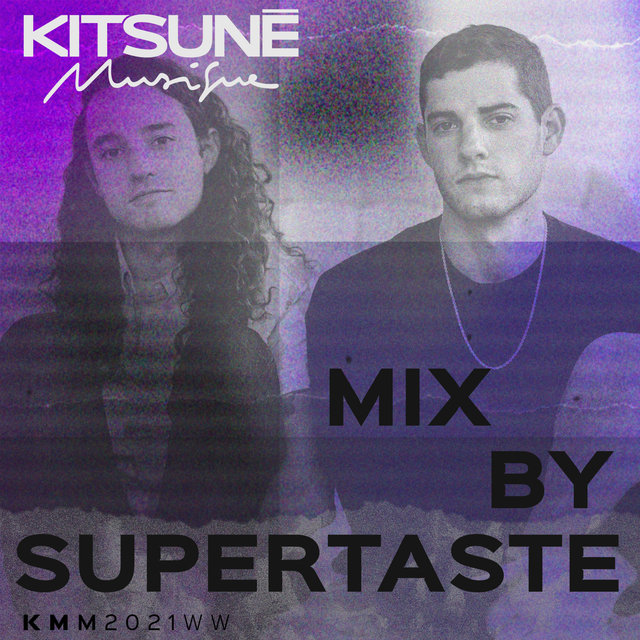 Couverture de Kitsuné Musique Mixed by Supertaste