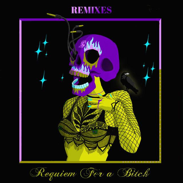 Couverture de Requiem for a Bitch (Remixes)