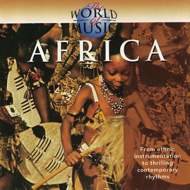 Couverture de The World of Music Africa
