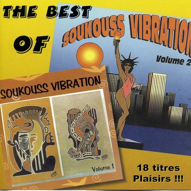 Couverture de Soukouss Vibration, Best of Vols. 1 & 2