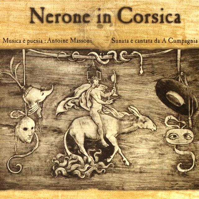 Nerone in Corsica