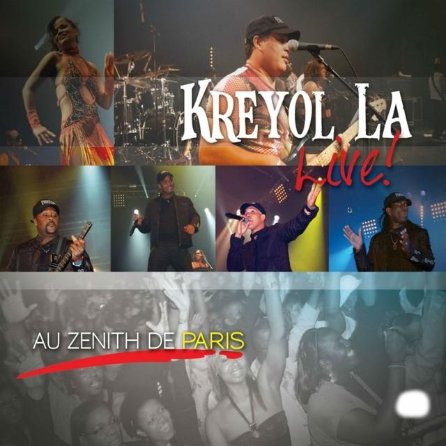 Kreyol La Live Zénith de Paris