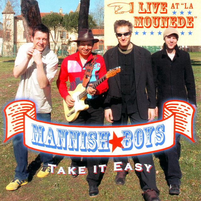 Couverture de Take It Easy (Live at La Mounède)