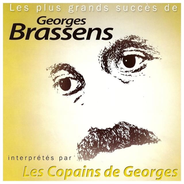 Les plus grands succès de Georges Brassens