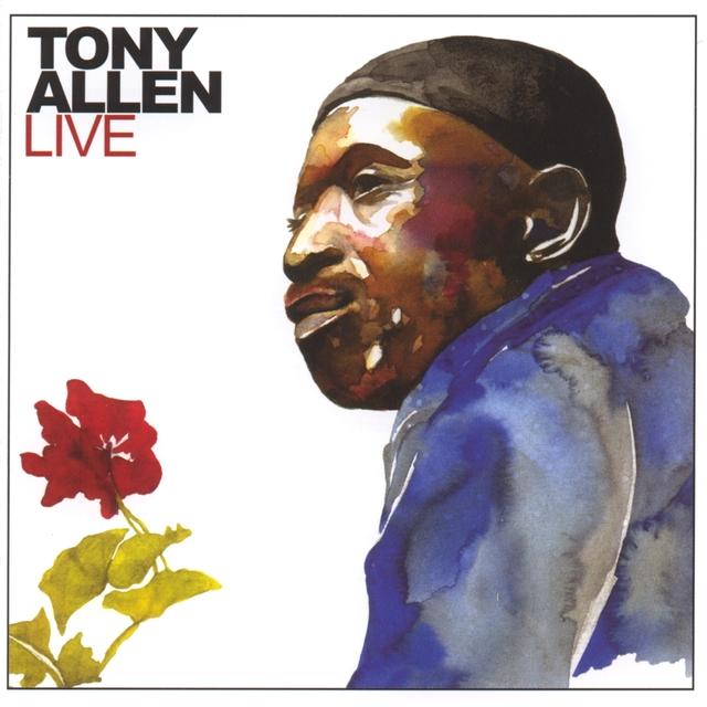 Tony allen live