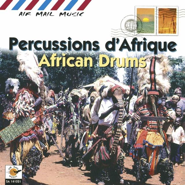 African Drums / Percussions d'Afrique