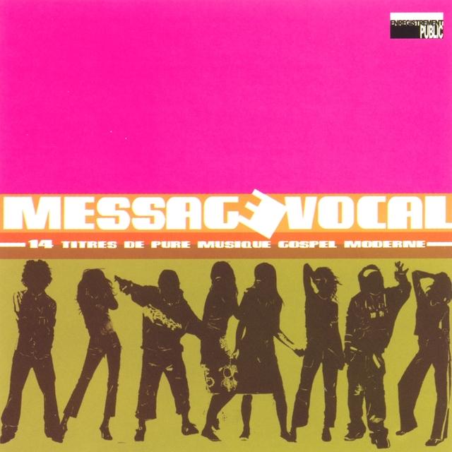 Message vocal enregistrement public