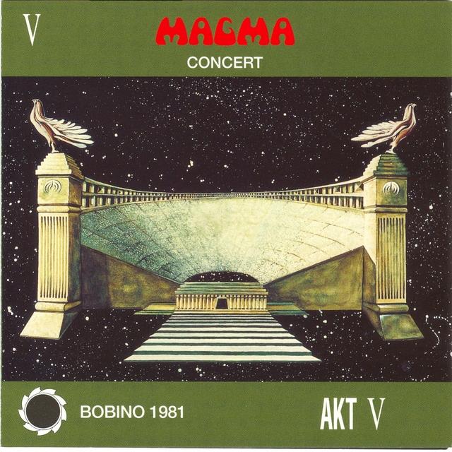 Magma bobino 1981