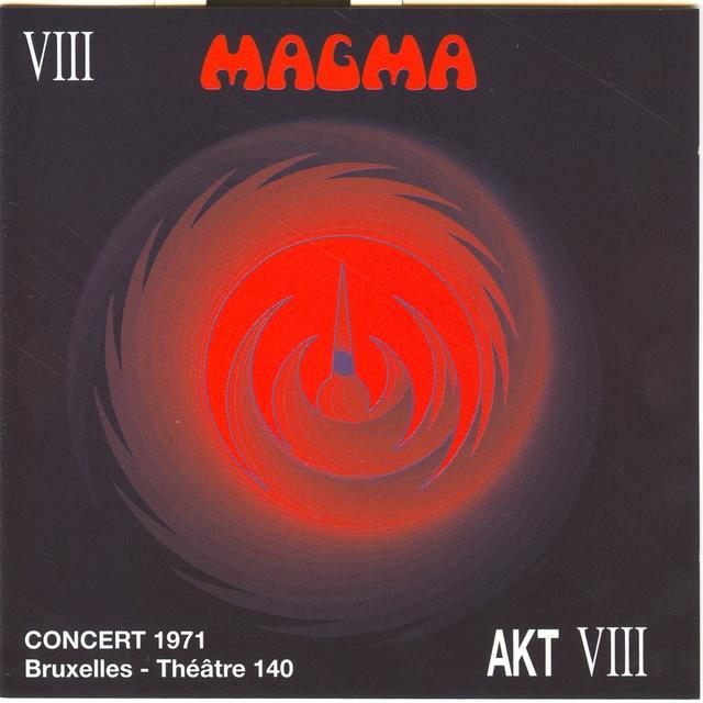Magma bruxelles 1971