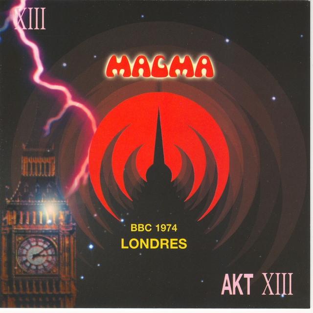 Magma bbc 1974 londres
