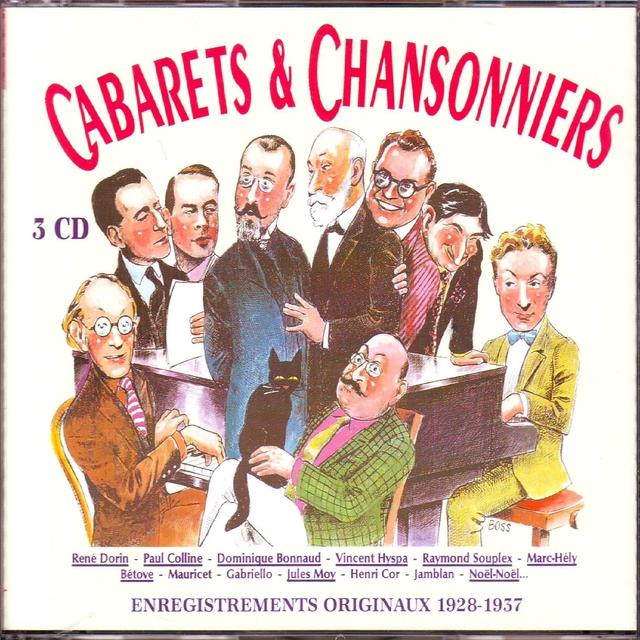 Cabarets et chansonniers