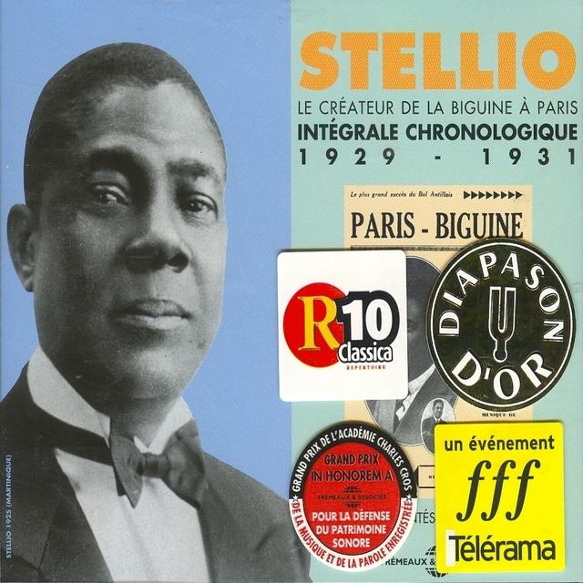 Alexandre Stellio 1929-1931 Intégrale