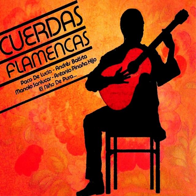 Couverture de Cuerdas Flamencas