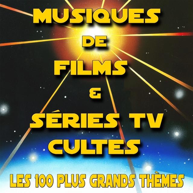 Couverture de 100 musiques de films & génériques TV cultes revisitées