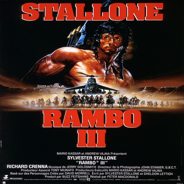 Rambo III : The Mission