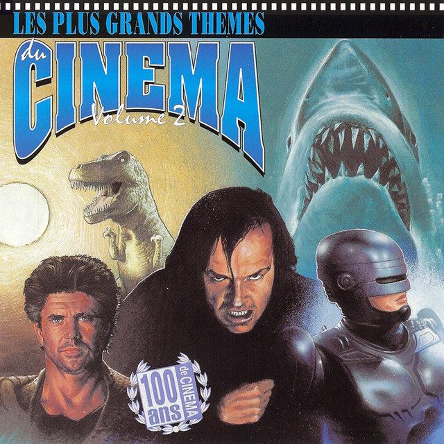 Couverture de Les plus grands thèmes du cinéma, Vol. 2