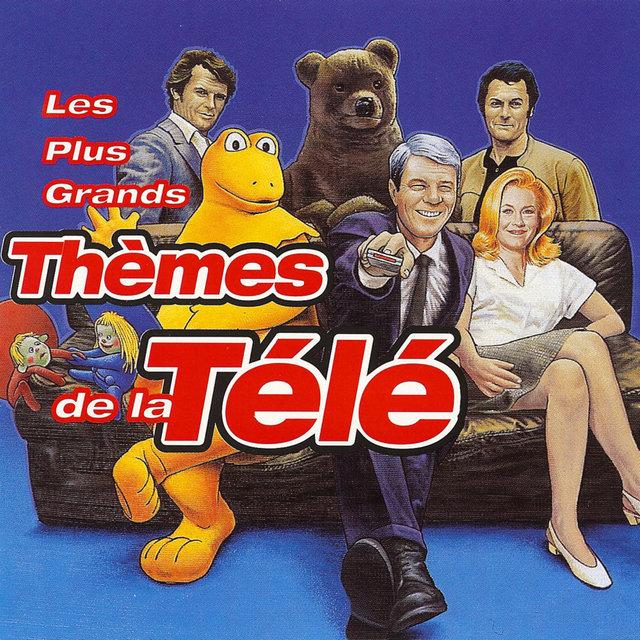 Couverture de Les plus grands thèmes de la télé